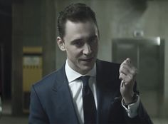 The 9 Sexiest Moments from Tom Hiddleston's New Jaguar Commercial...The comment about if he's going Fifty Shades of Grey and if he's Christian, then I'm Anastasia...THANK YOU JESUS!!!!!!  So I'm not the only one who sees it!!