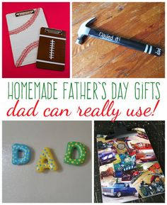 Useful gifts for dad - Father's Day gifts he can really use!