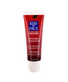 No. 10 best facial moisturizer: Kiss My Face Chinese Botanical Moisturizer, $4.24