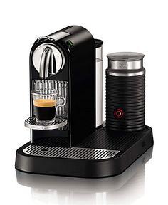 Nespresso Espresso Maker #coffee #registry #macys BUY NOW!