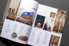 Designing the Perfect Table of Contents: 50 Examples to Show You How – Design School Magazine Cover Layout, Magazine Contents, Magazine Layout Design, Magazine Layouts, Magazine Ideas, Magazine Table, Elle Magazine, Table Of Contents Design, Book Table