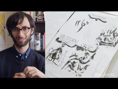 Roman Muradov: On finding Inspiration and on the proces. Keeping the energy of loose sketches in the final design