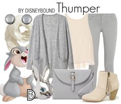 DisneyBound is meant to be inspiration for you to pull together your own outfits which work for your body and wallet whether from your closet or local mall. As to Disney artwork/properties: ©Disney Disney Character Outfits, Cute Disney Outfits, Disney Themed Outfits, Character Inspired Outfits, Cute Outfits, Disney Bound Outfits Casual, Disney Clothes, Robes Disney, Disney Dress Up