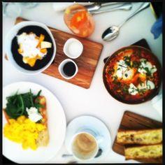 Rachel Khoo breakfast