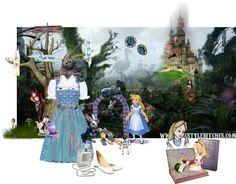 City chic Lifestyle: Alice in wonderland http://citychiclifestyle.blogspot.co.uk/2015/03/alice-in-wonderland.html#wonderland #disney #fashion #alice