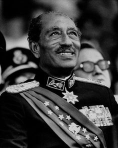 """""""Peace is much more precious than a piece of land... let there be no more wars.""""Anwar Sadat"""