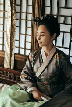 Woo Hee-jin as Court Lady Oh Soo-yeon Woo Hee Jin, Women Characters, Scarlet Heart, Moon Lovers, Korean Actresses, Korean Dramas, Her Style, Kdrama, Theatre