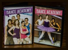 Dance Academy Season 1 and 2 Review & Giveaway - A Day in Motherhood