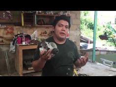 Un metodo para reparar plasticos ROTOS, QUEBRADOS, PARTIDOS! - YouTube