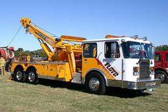 Fire Tow Truck