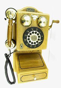 Thomas Museum Series Limited Edition Retro 1927 Wall Phone