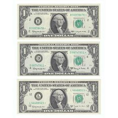Series 1963, 1963A & 1963B $1 Star Notes, Crisp & Uncirculated