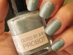 Nerd Lacquer - Outed by a Probot