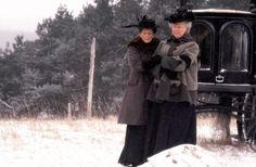 Hetty and Rachel @ Funeral