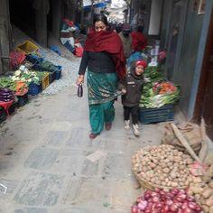 #kathmandu #veg #野菜 #市場 #カトマンドゥ#旧市街