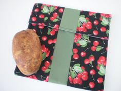 Microwave Baked Potatoe Bag Hot Pad Veggies Home by Love2quilt