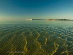 Lake Michigan~ Sleeping Bear Dunes National Lakeshore (Platte River Point)   # Pin++ for Pinterest #