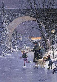 Doug Laird ~ Winter's Eve  Have it, love it!