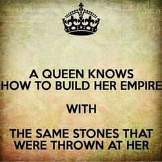 Best 26 Queen Quotes - Fushion News Bitch Quotes, Boss Quotes, True Quotes, Motivational Quotes, Inspirational Quotes, Quotes Quotes, Life Quotes Love, Woman Quotes, Great Quotes