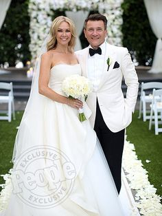 Dancing with the Stars\' Kym Johnson and Robert Herjavec Are Married!