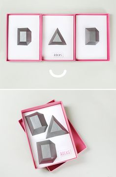 Celebrate every day with simple recipes and fun crafts for kids from Handmade Charlotte. Diy Gifts For Dad, Diy Father's Day Gifts, Father's Day Diy, Dad Rocks, Daddy Day, Birthday Dates, Fathers Day Crafts, Diy Paper, Personalized Gifts