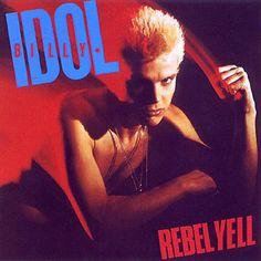 Billy Idol Rebel Yell – Knick Knack Records
