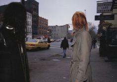 dustulator: Nan Goldin for Matsuda F/W 96 in Naked New York Nan Goldin, Learning To Drive, Beatnik, Wow Art, Street View, New York, Culture, Photography, Life