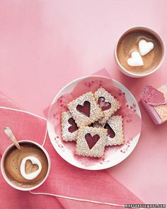 Valentine's Day: Valentine's Day Dessert Recipes