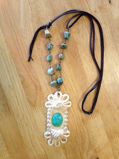 Sookie Sookie: Julieta Luxe Necklaces - The Lace Cactus