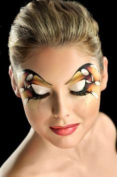 FACE ART by Tatyana Karpenko #fantasy