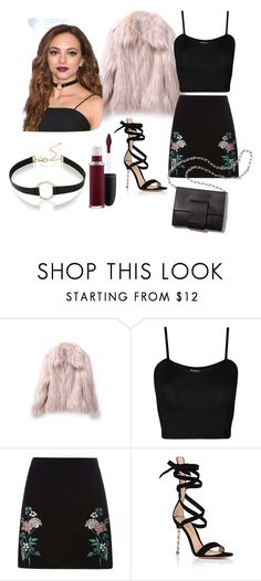 """jadex"" by ali-tomlinson21 on Polyvore featuring WearAll, Dorothy Perkins, Gianvito Rossi, Express and MM6 Maison Margiela"