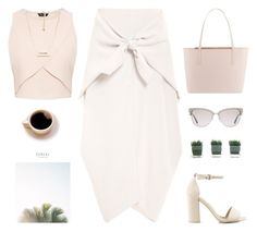"""""""// p i t y · p a r t y //   tag  """" by theonlynewgirl ❤ liked on Polyvore featuring Kaelen, Ted Baker, Nly Shoes, Forever 21, Tom Ford and beoriginal"""