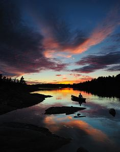 Moosehorn Bay, French River