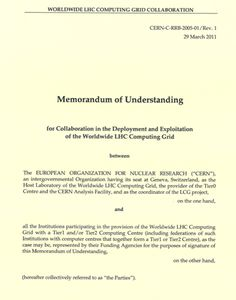 Sample memorandum of understanding business partnership doc by memorandum of understanding wlcg memorandum of understanding sample wajeb