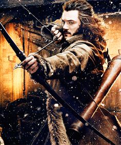 Bard the Bowman, The Hobbit