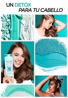 Conoce con Danna Paola el shampoo que le dará un detox al cabello: Elvive Arcilla Purificante, de Loreal Paris Mexico