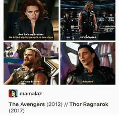 That's what you call a boomerang. You should know all about it, Chris... I mean, Thor