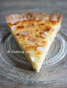 COOKING JULIA: TARTE AUX POMMES, CITRON ET RICOTTA