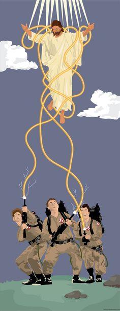 Jon Andrew Davis : Ghostbusters