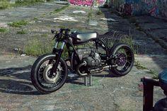 Os Motociclistas Made in Brasil: 'DA#7' BMW R100R – Diamond Atelier