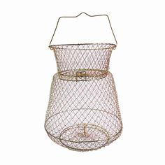 fishing cage fishing net cage fishing net spring steel wire folding shrimp crab cage fishing tackle