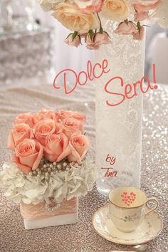 Good Evening Wishes, Good Night Greetings, Good Morning, Table Decorations, Dolce, Hail Mary, Magnifying Glass, Buen Dia, Bonjour