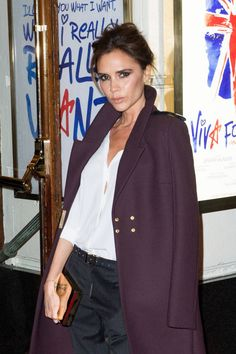 Victoria Beckham named the Most Successful Entrepreneur by Britain's Magazine Today.