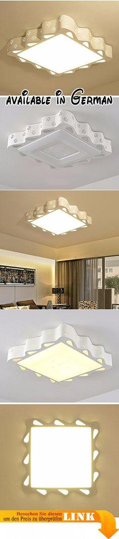 KANG@ Led-Decke Leuchte für Schlafzimmer Wohnzimmer Esszimmer Flur - led leuchten wohnzimmer