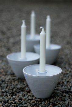 Sara Nermansdotter - candleholders