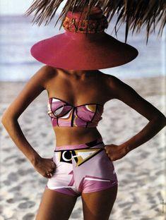 Bikini 2014, Sexy Bikini, Pink Bikini, Bikini Swimsuit, Lingerie, Look Fashion, High Fashion, Beach Fashion, Dress Fashion