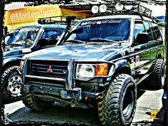 Mitsubishi pajero offroad