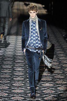 Gucci - Fall 2008 Menswear - Look 6 of 45
