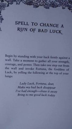 Sell To change run of bad luck, fortune spell, Extremely powerful good luck spell, Pagan wish spells that work instantly, Wicca spells for luck Good Luck Spells, Easy Spells, Witch Board, Life Quotes Love, Bad Luck Quotes, Missing Quotes, Under Your Spell, Magick Spells, Curse Spells