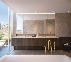 10 Questions With... Isay Weinfeld   Jardim—Bathroom. #design #interiordesignmagazine #interiordesign #projects #bathrooms